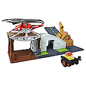 Disney Planes Fire & Rescue Riplash Flyers Rip 'N' Rescue Headquarters Play Set