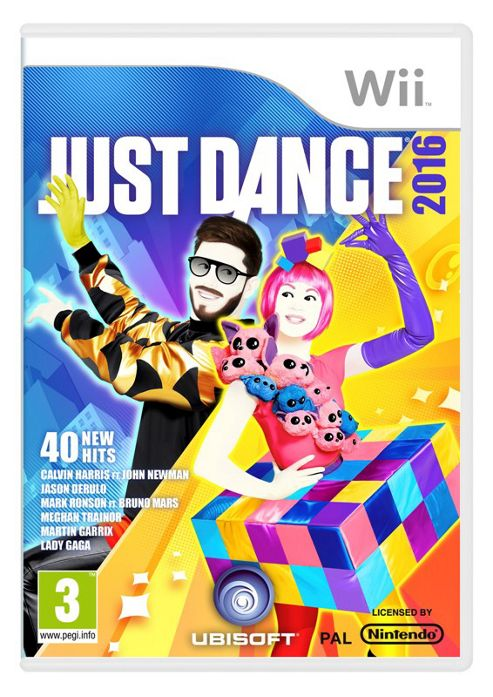 Cheapest Just Dance 2016 on Nintendo Wii
