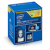Intel 4th Generation Core i5 (4670) 3.4GHz Quad Core Processor 6MB L3 Cache (Boxed)