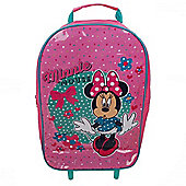 Disney Minnie Mouse 'Spots to Dots' Wheeled Bag
