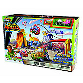 The Trash Pack Trash Wheels Junk Yard Set