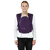 Mamas & Papas - Comfort Baby Carrier - Plum Pudding