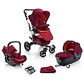 Concord Neo Travel Set (Lava Red)