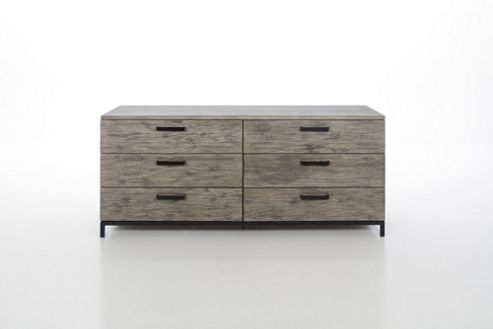 Aspect Design Plank 6 Drawer Chest