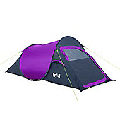 'The Original' Pop Up 2 Man Tent Purple