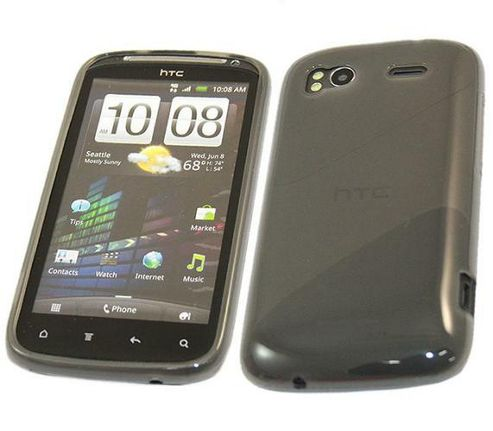 ProGel Skin Case - HTC Sensation - Black