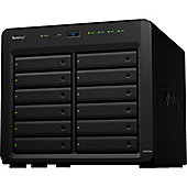 Synology DiskStation DS3615xs 12 x Total Bays NAS Server - External