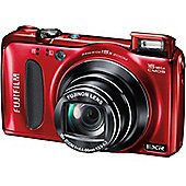 Fujifilm F660 red 15x optical zoom 16mp