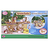 Sylvanian Families Adventure Treasure Ship