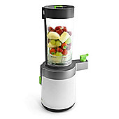 NutriMagiQ Premium Blender with Continuous Blending and Drinks Dispenser - BPA Free