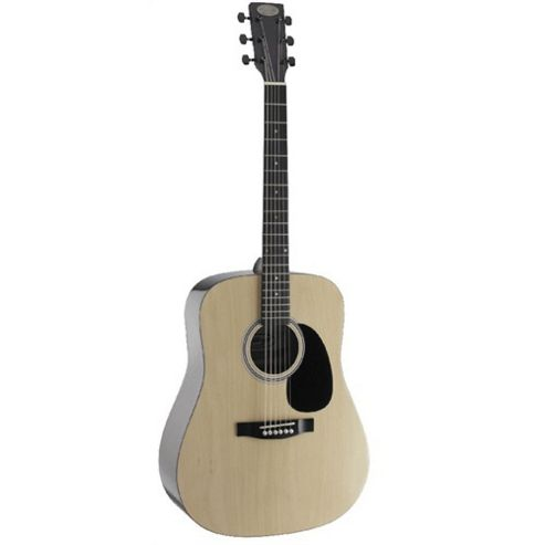 Rocket SW203 Dreadnought Acoustic Guitar - Natural