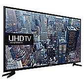 Samsung UE65JU6000 Smart 4k Ultra HD 65 Inch LED TV with Built-in WiFi and Freeview HD