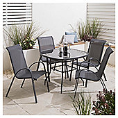 Seville Garden Chair, 4 pack