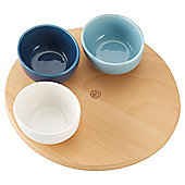 Rick Stein Tapas Dish and Serving Board Set