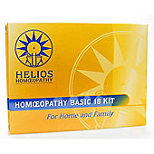 Helios Homoeopathic Pharmacy Basic Remedy Kit 1