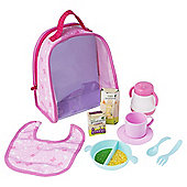 Emmi Back Pack With Feeding Accessories