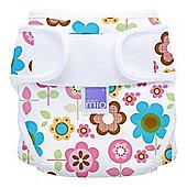 Bambino Mio Miosoft Reusable Nappy Cover - Size 2 (Rosie Posie)