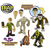 Scooby Doo Trap Time 5 Figure Mummy Pack