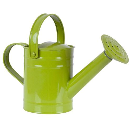 Buy twigz watering can green from our garden toys range for Childrens gardening tools