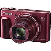 Canon PowerShot SX720 HS 20.3 MP Compact Digital Camera - Red