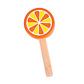 Bigjigs Toys BJF149 Wooden Play Food Lolly (Pack of 2)