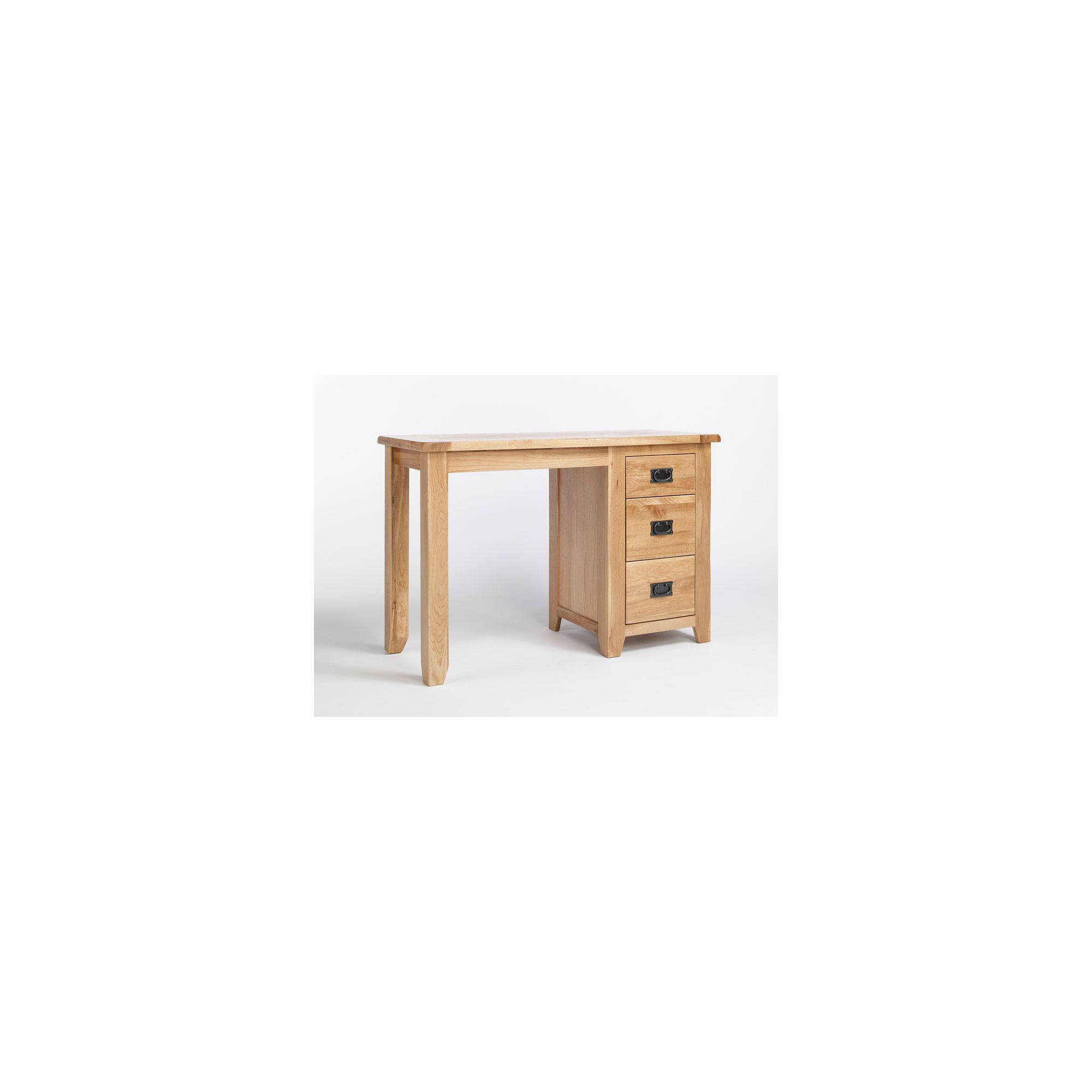 Ametis Westbury Reclaimed Oak Dressing Table at Tesco Direct