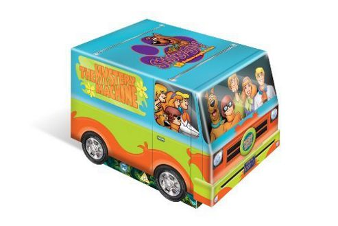 Scooby Doo - Mystery Machine (DVD Boxset)