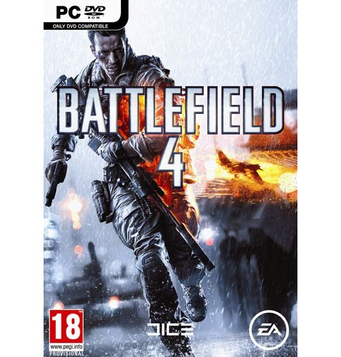 Battlefield 4: Standard Ed (Pc)