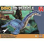 Plesiosaurus - 3D Puzzle