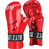 Blitz - Dipped Foam Tag - Red
