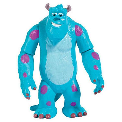 Monsters University Scare Students Figure - Sulley