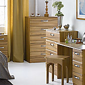 Alto Furniture Visualise Tipolo Five Drawer Chest