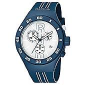 Reebok Icon Mens Silicone Alarm Chronograph Stopwatch Watch RC-IRU-G6-PLIL-WL