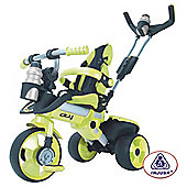 Injusa City Trike Green