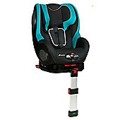 Hauck Guardfix Car Seat, Black/Aqua