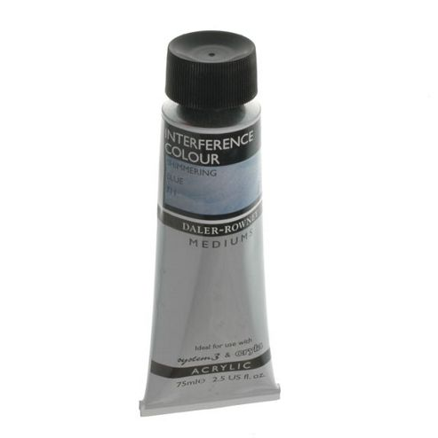 Dr 75ml Interf Shimmer Blue
