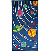 Planets Rug - Large