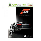 360-FORZA-3 Forza 3 for Xbox 360