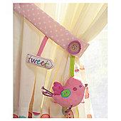 Tweet Street Toy Tie Backs