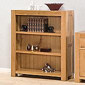 Chepstow Oak Three Shelf Bookcase