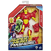 Marvel Avengers Super Hero Mashers Iron Man Figure