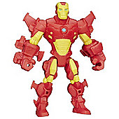Marvel Avengers Super Hero Mashers Iron Man Figure