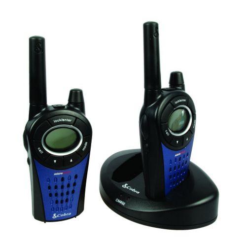 Cobra Mt975 Two-Way PMR Radio Walkie Talkie Twin Pack