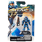 Mega Bloks Halo Heroes Thorne Figure