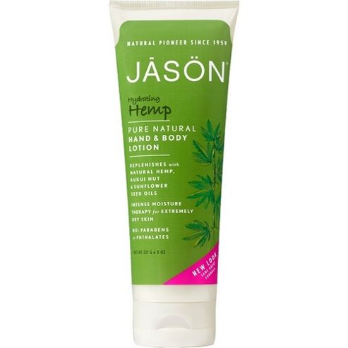 Jason Organic Hemp Hand & Body Lotion