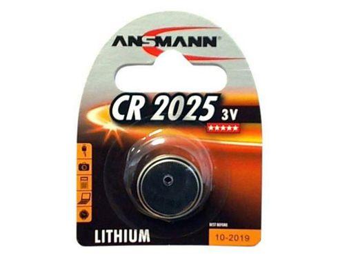 Ansmann CR2025 Lithium Button Cell