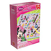 Minnie Mouse Giant Snakes & Ladders Floor Game