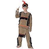 Indian Boy - Child Costume 5-6 years