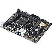 Asus A68HM-PLUS Desktop Motherboard - AMD A68 Chipset - Socket FM2+