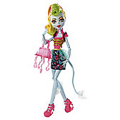 Monster High Freaky Fusion Fusion Lagoonafire Doll